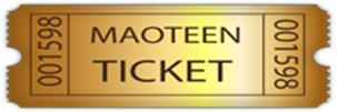 MAOTEEN Ticket